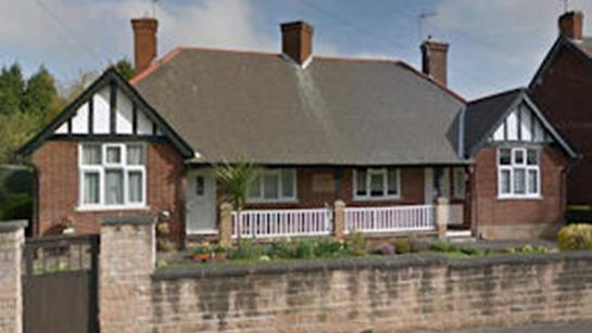 Coupe Almshouses