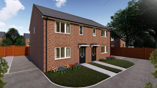 Shared Ownership Homes Newark