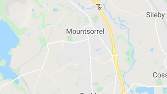 Mountsorrel Office Map