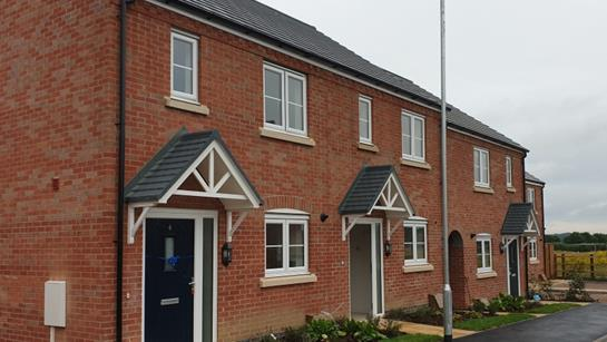 New Rural Homes In Cosby